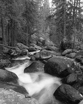 Guanella Waterfall by Sleepy Weasel