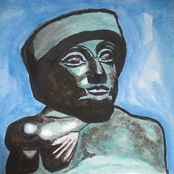 Gudea by Jeremiah Cook