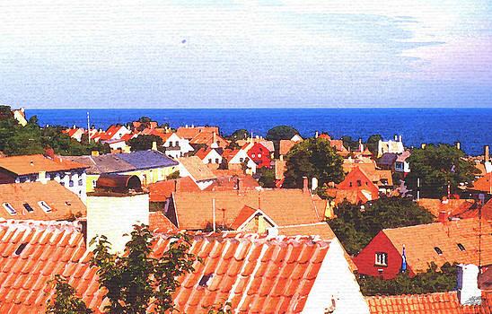 Steve Huang - Gudhjem a Small Danish Town