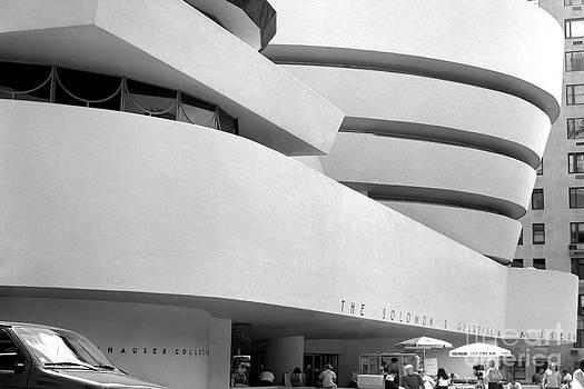 Guggenheim Museum NYC by Pamela Canzano