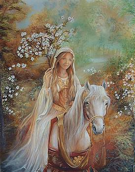 Guinevere by Penny Golledge