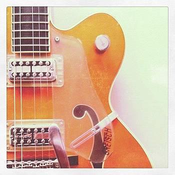 Guitar  by Chris Fabregas