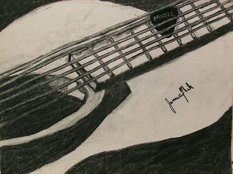 Guitar by Jamie Mah