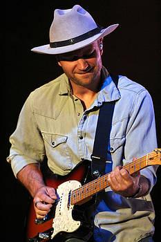 Guitar Man by Elizabeth Hart