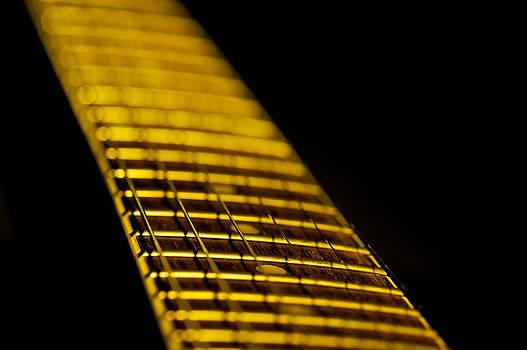 Guitar by Matthias Krapp