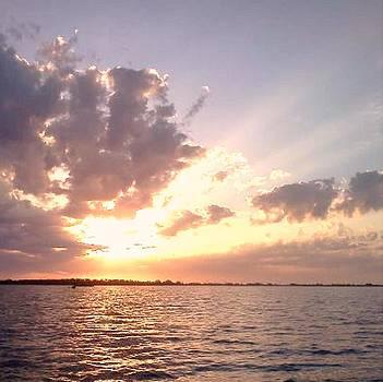 Gulf Of Mexico by Jennifer Lindsay