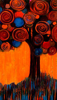 Gumball Tree 00013 by Monica Furlow