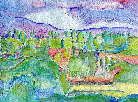 Ha Galilee-Kiriat Smona-Hill Harmon by Jonatan Kor