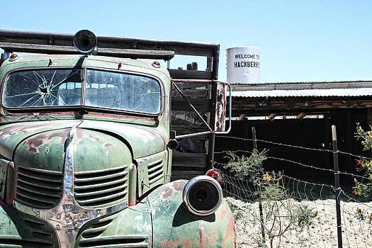 Hackberry Arizona Route 66 by Frank Morales Jr