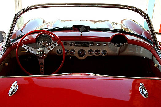Hackberry Corvette by Frank Morales Jr