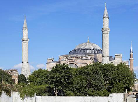 Kantilal Patel - Hagia Sophia Towers