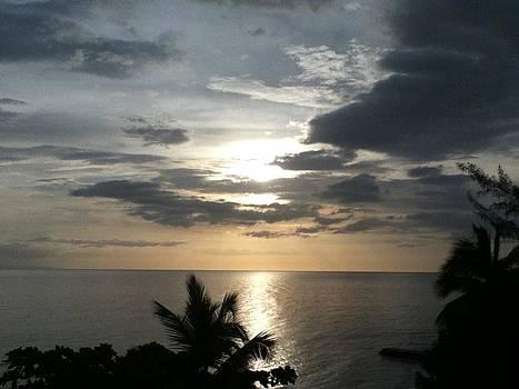 Haiti Sunset by Ruthanne McCann