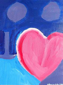 Half Hearted by Natalee Parochka