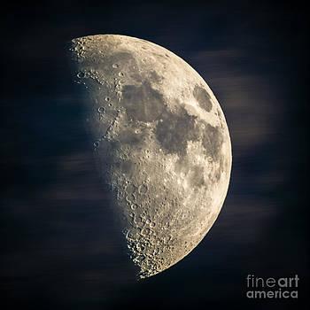 Hannes Cmarits - half moon III