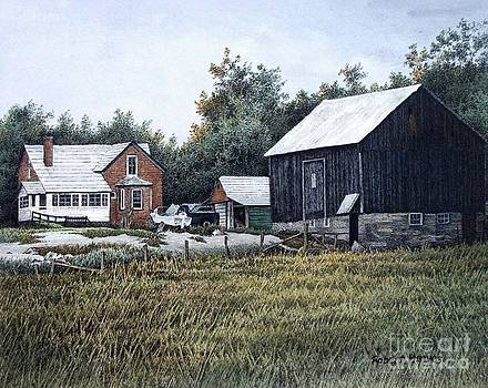 Haliburton Farm by Robert Hinves