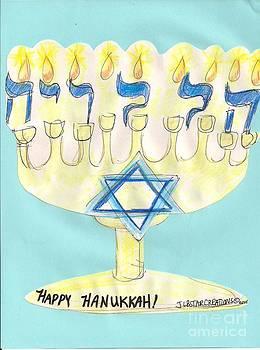 Hallelujah Happy Hanukkah by Jamey Balester