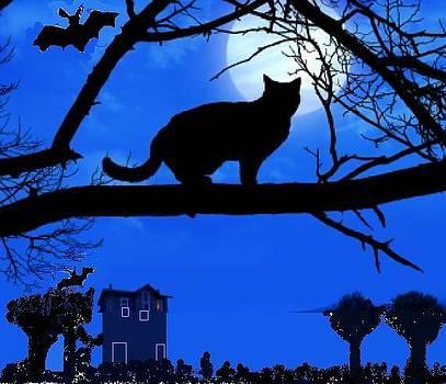 Halloween Night by Mamta Joshi