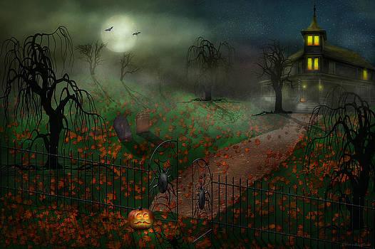 Mike Savad - Halloween - One Hallows Eve