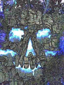 Daryl Macintyre - Halloween Skulls