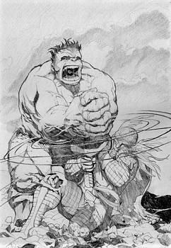 Hammer Down by Jose Gamboa