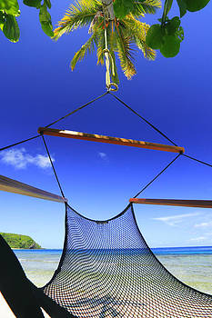 Hammock On Beach by Imagewerks