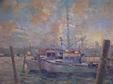 Hampton boats by Bart DeCeglie