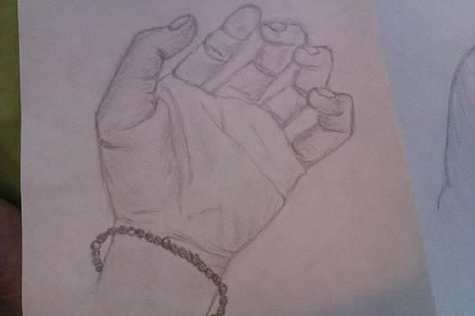 Hand by Jamie Mah