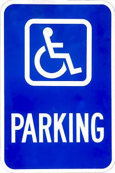 Handicap Parking by Ralph Brannan