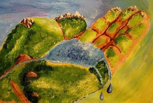 Handscape by Mats Eriksson