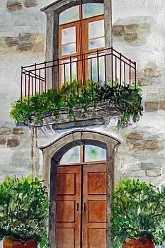 Hanging Garden by Heidi Patricio-Nadon