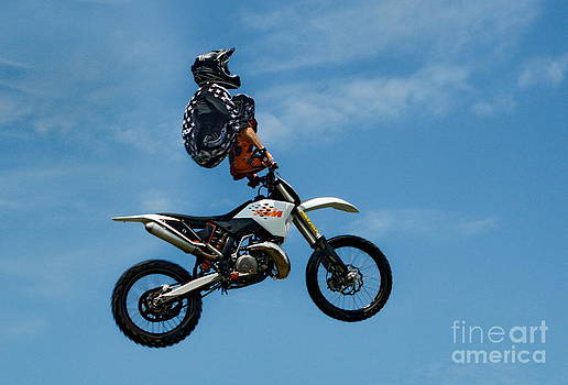 Andrea Kollo - Hanging On Motorcycle Tricks