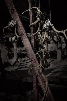 Hanging Rack by Kelly Rader