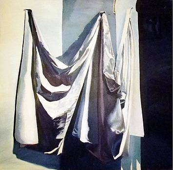 Andrew Hench - Hanging Sheet Study