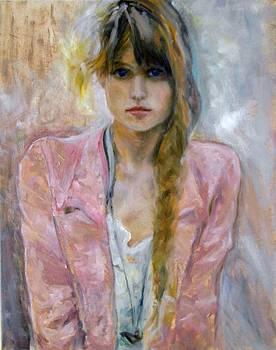 Hania by Anna Kowalewicz