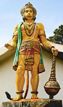 Kantilal Patel - Hanuman at Dharamsala