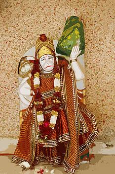 Kantilal Patel - Hanuman Monkey God