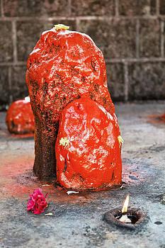 Kantilal Patel - Hanuman Temple Shivling