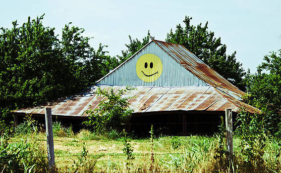 Happy Barn by Lisa Moore
