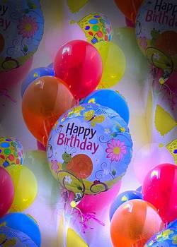 Happy Birthday by Myrna Migala