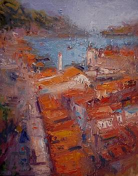 Happy day in Dubrovnik by R W Goetting