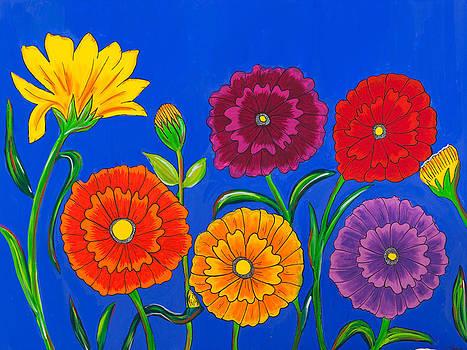 Happy Days by Bania Thaggard
