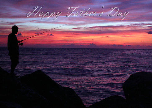 Happy Father's Day by Monica Lahr