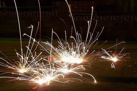 Happy Sparkles by Jonathan Barnes
