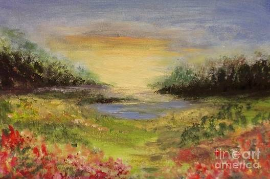 Happy Spring 2012 by Trilby Cole