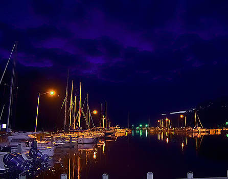 Harbor Nights by Kelly Reber