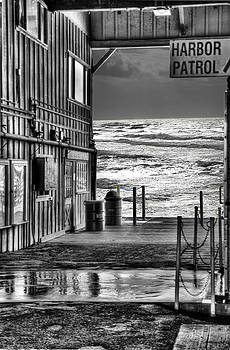 Harbor Patrol by Melvin Kearney
