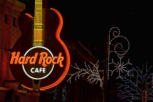 Hard Rock Cafe by Dave Dick