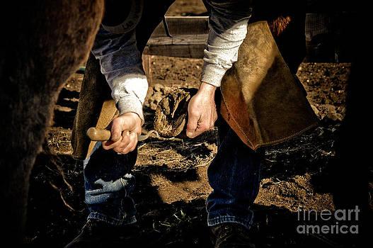 Hard Working Hands by Leaetta Mitchell