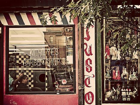 Harlem Barber by Darren Martin