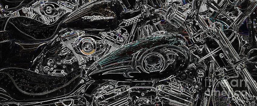 Anthony Wilkening - Harley Davidson Style 2